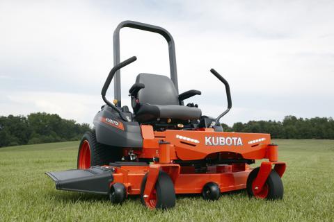 kubota zero turn mowers