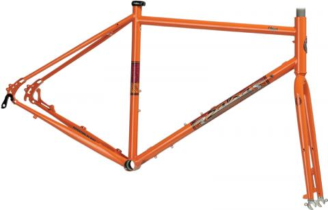 Salsa Vaya bicycle frameset