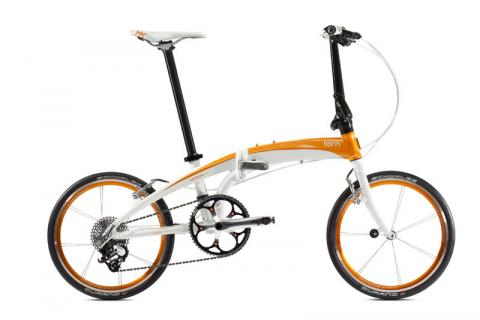 Tern Verge X10 bicycle