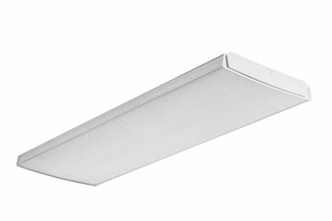 Recalled Lithonia Lighting LBL4W model ceiling light fixture