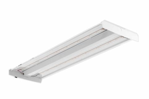 Recalled Lithonia Lighting LBL4W model ceiling light fixture without the lens