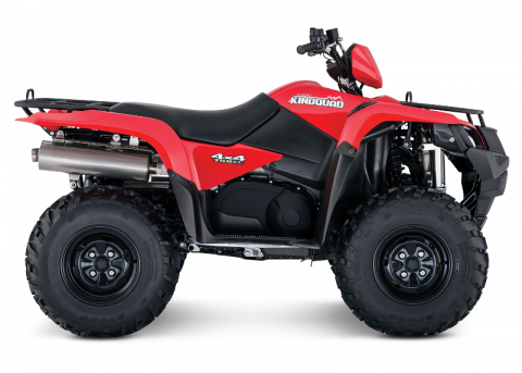 Recalled Suzuki LT-A750XP ATV