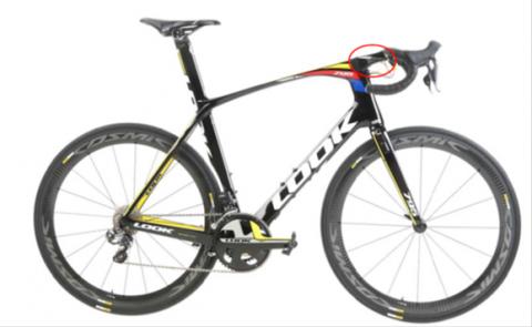 Look Cycle road bike