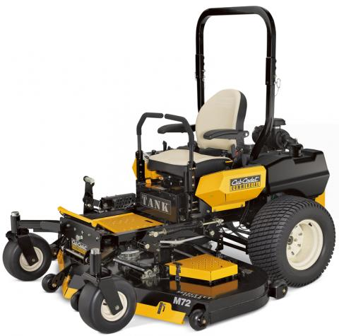MTD Products Recalls Cub Cadet Commercial Lawn Mowers Due to