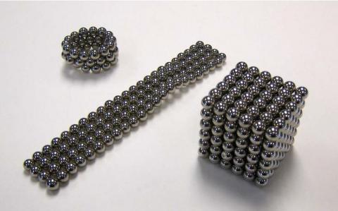 High-Powered Magnet Sets