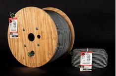 Metal Clad (MC) aluminum armored cables