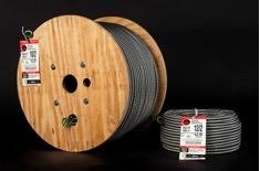 Metal Clad (MC) aluminum armored cables
