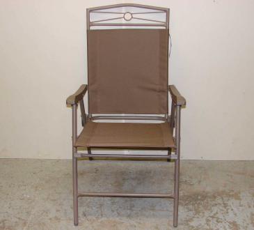 Recalled Bimini Patio Set Folding Chair
