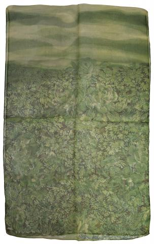 Olive women's scarf