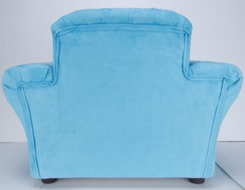 Mod style with ottoman