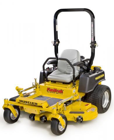 Picture of recalled Hustler FasTrak SuperDuty lawnmower