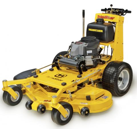 Picture of recalled Hustler TrimStar lawnmower