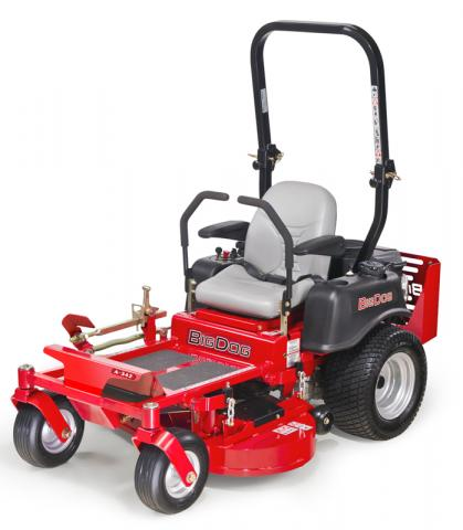 Picture of recalled BigDog A Series lawnmower