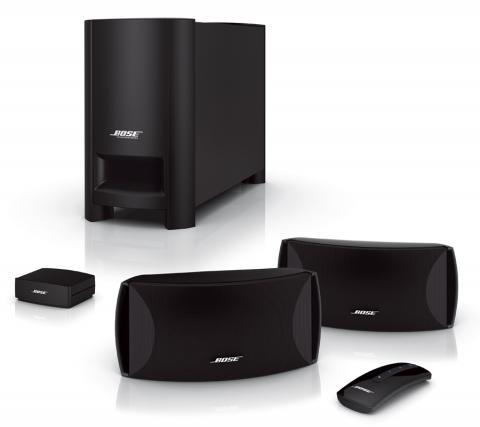 Picture of recalled Bose CineMate Series II
