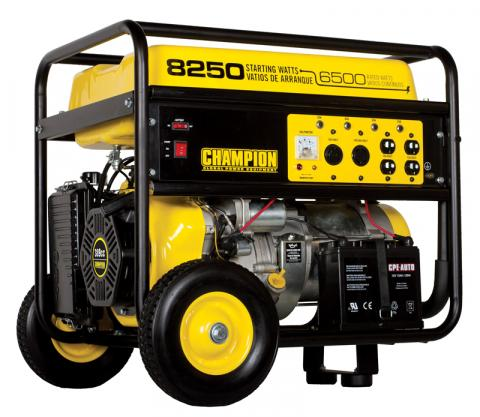 Portable Generators Recalled By Champion Power Equipment Due To Fire