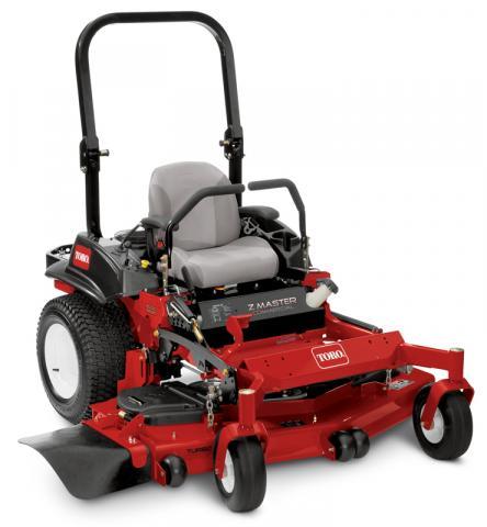 2012 Toro Z Master Commercial 2000 Series ZRT riding mower, model 74145