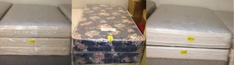 Recalled American Mattress Manufacturing mattress