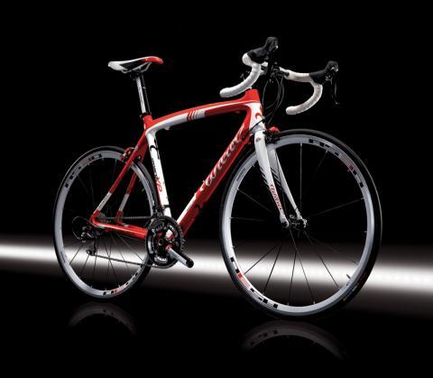Wilier Triestina Izoard XP bicycle