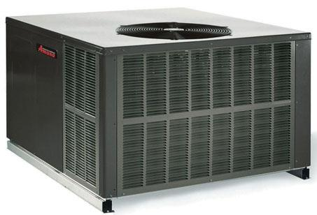 Recalled Amana Gas/Electric Heating and Cooling unit