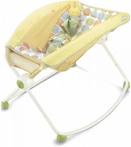 Fisher-Price Recalls to Inspect Rock 'N Play Infant Sleepers