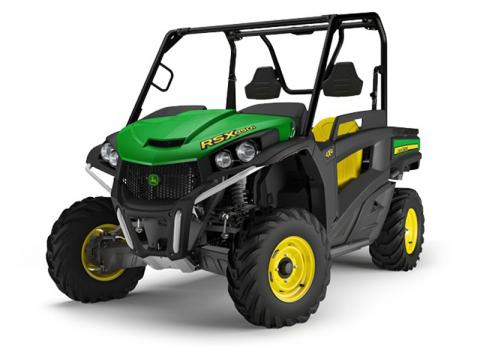 John Deere Gator RSX850i Base utility vehicle