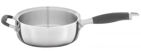 "A Royal Prestige-brand 9-ply ""Thermal Wall"" skillet"