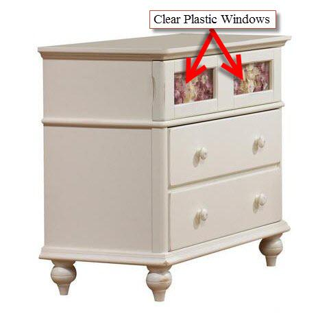 Natart Chelsea Dressers