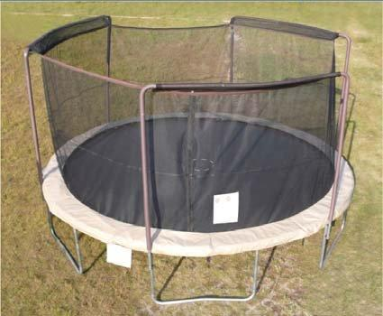 Sportspower Expands Trampoline Recall Due To Fall Hazard Sold