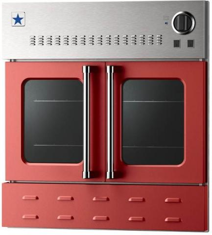 Prizer Painter Bluestar 36 Inch Wall Oven