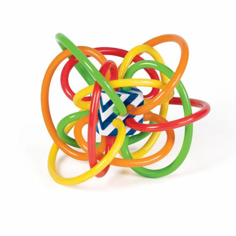 Recalled  Winkel™ Colorburst Activity Toy