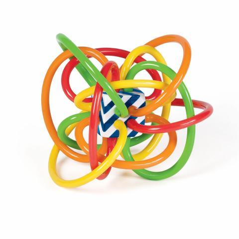 Recalled  Winkel™ Colorburst Activity Toy