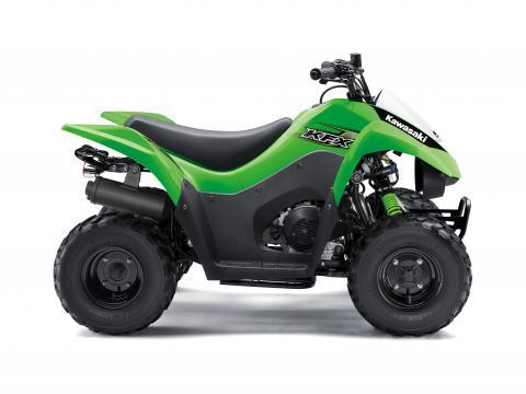 2017 KFX50 ATV