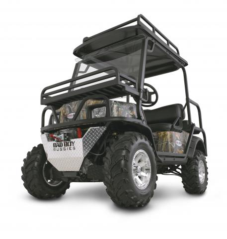 Bad Boy XTO off-road utility vehicle