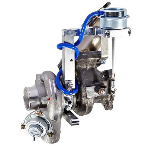 Turbo unit from MPI Turbo Kit