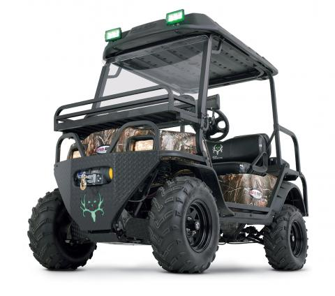 Bad Boy Bone Collector XTO off-road utility vehicle