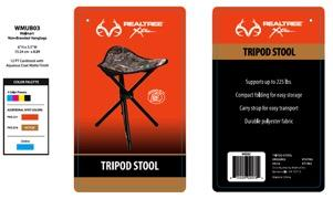 Photo 2: Tripod stool hang tag