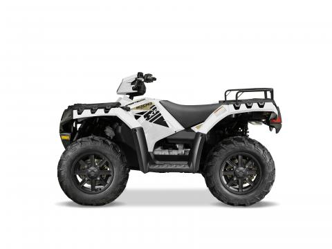 Polaris 2015 Sportsman XP 1000 Matte White Le