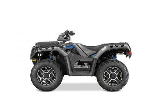 Polaris 2015 Sportsman XP 1000 Titanium Matte Metallic