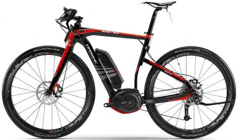 Haibike XDURO Superrace model year 2014 & 2015 electric bicycle
