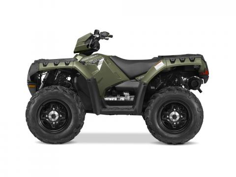 Polaris 2016 Sportsman 850 Sage Green