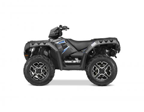 Polaris 2016 Sportsman 850 SP Titanium Matte Metallic