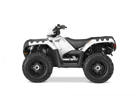 Polaris 2016 Sportsman 850 White Lightning
