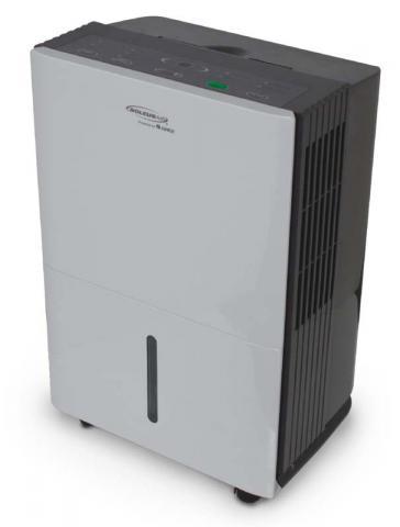 SoleusAir dehumidifier model GL-DEH-50-2L2