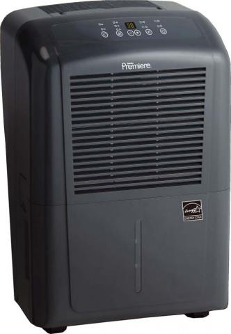 Premiere dehumidifier model DDR65CHP