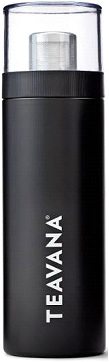 Recalled Teavana flip tumbler in black