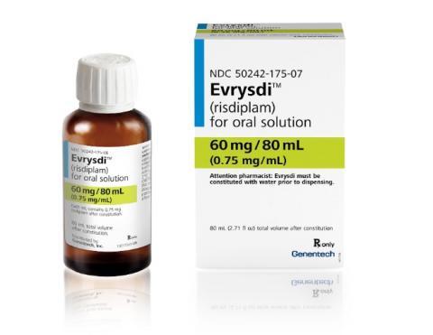 Recalled prescription drug Evrysdi