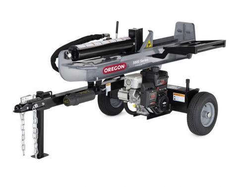 Recalled Oregon Log Splitter (model 3000 Series – 30 ton)