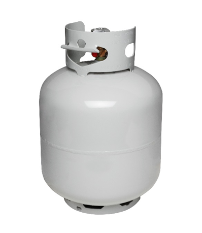 Example of a typical portable cylinder