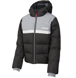 Recalled Swix branded Focus Down Jacket Jr. (Black)