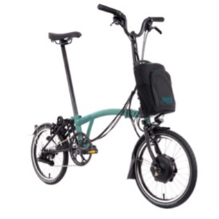 Recalled Brompton Electric Folding Bicycle